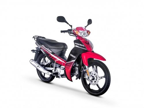 yamaha crypton 12 cuotas sin interes de $8500 oeste motos