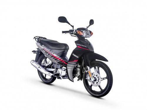 yamaha crypton 18 cuotas de $8791 oeste motos