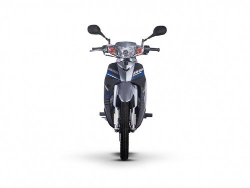 yamaha crypton 18 cuotas de $9138 oeste motos