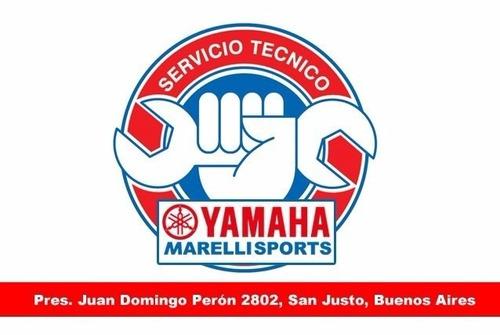 yamaha crypton t110 full disk 12 o 18 cuotas marellisports