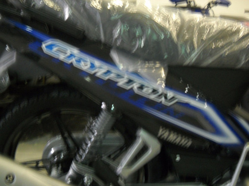 yamaha crypton t110 full en motolandia