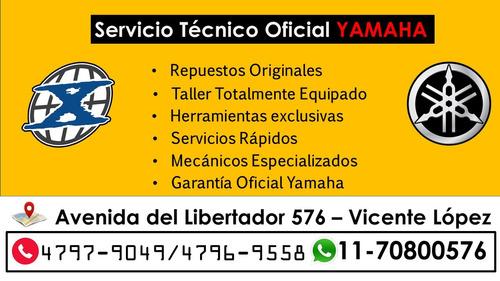 yamaha crypton t110   x-treme - noviembre - agencia oficial