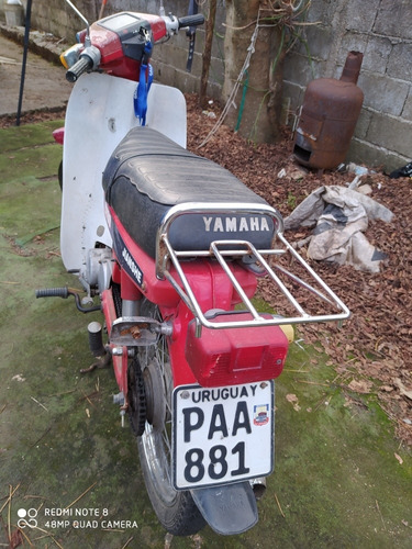 yamaha cy80