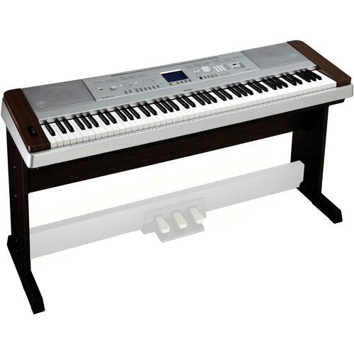 yamaha dgx 640 piano 88 teclas color nuez u s en. Black Bedroom Furniture Sets. Home Design Ideas
