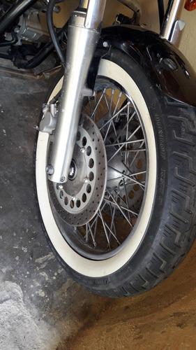 yamaha drag star 1100, custom