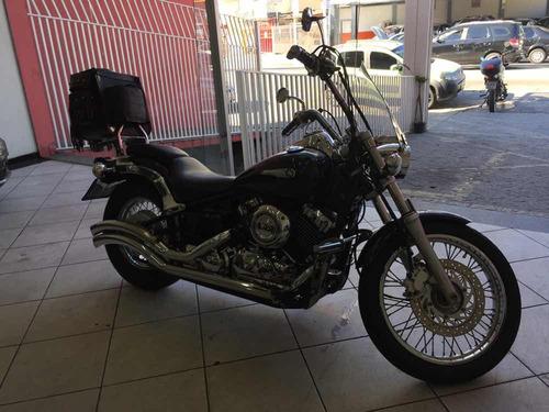yamaha drag star 650cc 2008 +acessórios