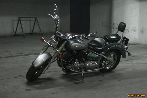 yamaha dragstar 501 cc o más