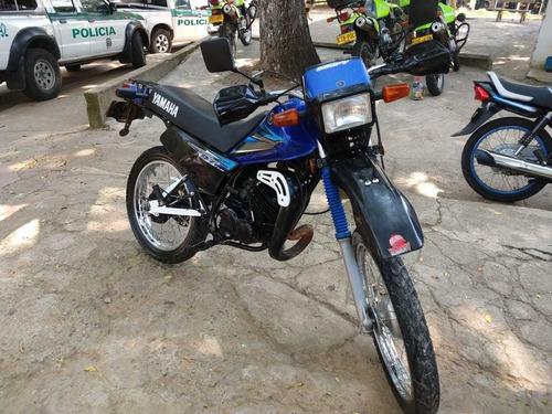 yamaha dt 125