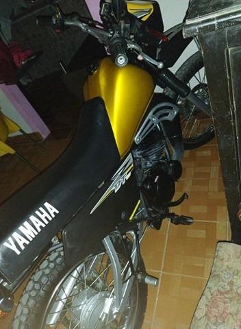 yamaha dt 125 dorada