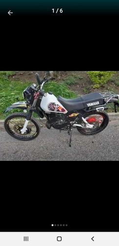 yamaha dt 125 mod 97