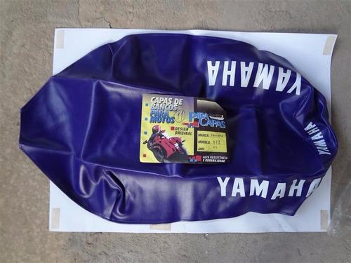 yamaha dt 180 91 - capa de banco modelo original