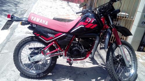 yamaha dt 180 restaurada