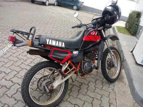 yamaha dt 180 só transferir
