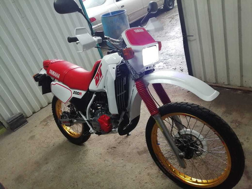 yamaha dt 200  1995