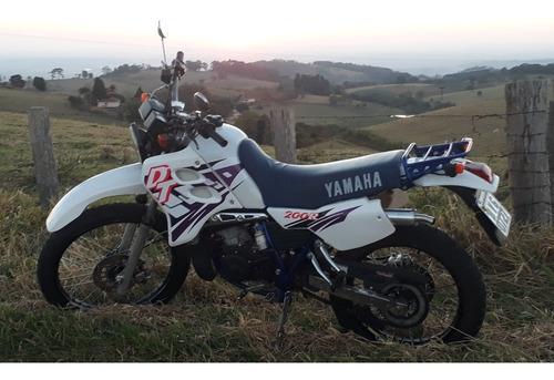 yamaha dt 200 ano 95