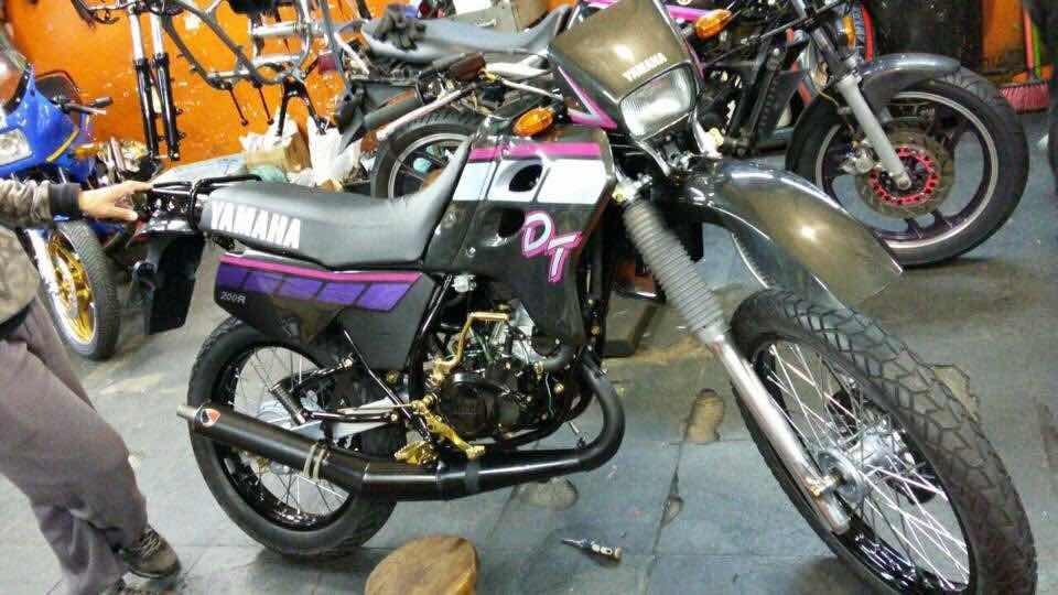 Yamaha Dt 200 R Rd 135 R 13000 Em Mercado Livre