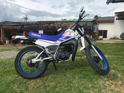 yamaha dt175 modelo 1995 cc175