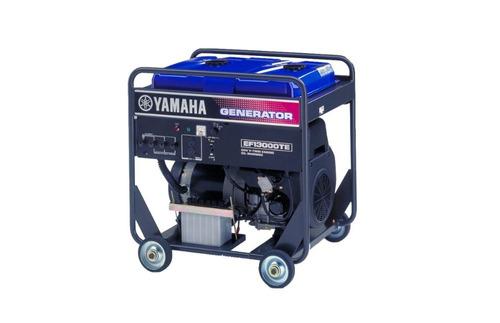 yamaha ef 13000 generador!! 3 cuotas sin interés
