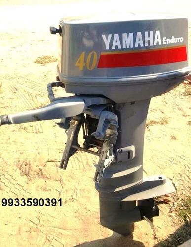 yamaha enduro 40 hp fuera de borda carburador