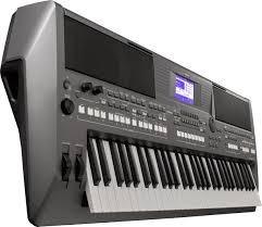 yamaha estacion de trabajo teclado psr s670