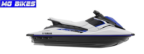 yamaha ex 1050 - 2018 - única unidad disponible - mg bikes!