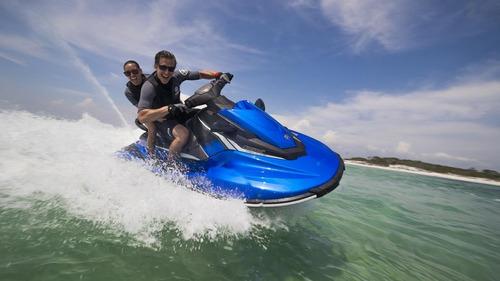 yamaha ex deluxe  moto de agua 2018 - reserva tu unidad
