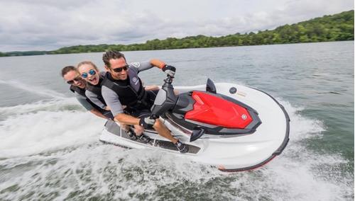 yamaha ex sport 2018 en motolandia con chaleco de regalo