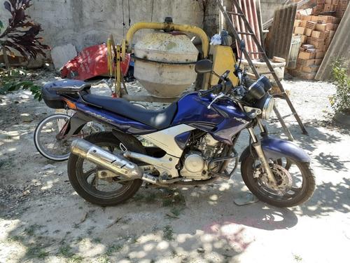 yamaha faser 250 c 2008