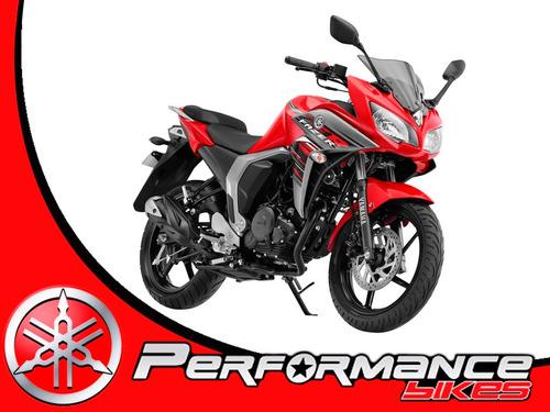 yamaha fazer 150 3 años de garantía performance bikes