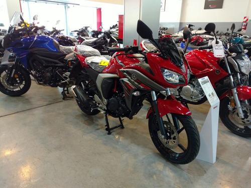 yamaha fazer 150 fi 0km r consultar precio contado mg bikes