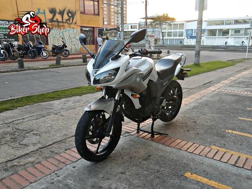 yamaha fazer 150 modelo 2013 exelente estado biker shop