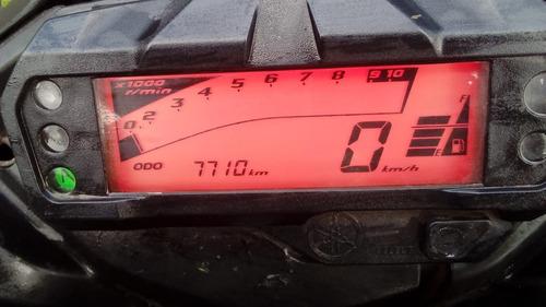 yamaha fazer 150cc 7700km - como nueva!!!!