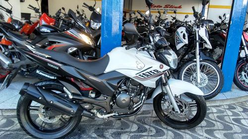 yamaha fazer 250 2015 blueflex moto slink