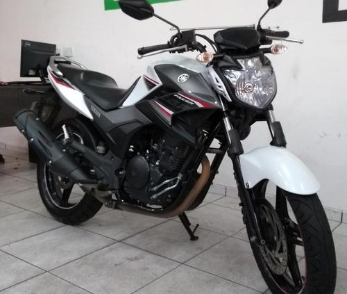 yamaha fazer 250 2017 ótimo estado aceito moto