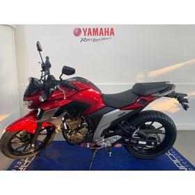 Yamaha Fazer 250 Abs Vermelha 2020