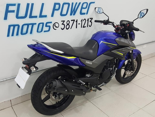 yamaha fazer 250 azul 2017