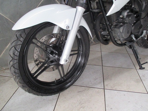 yamaha fazer 250 blueflex branca 2014