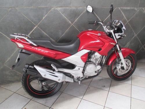 yamaha fazer 250 vermelha 2010