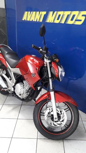 yamaha fazer 250 vermelha 2013