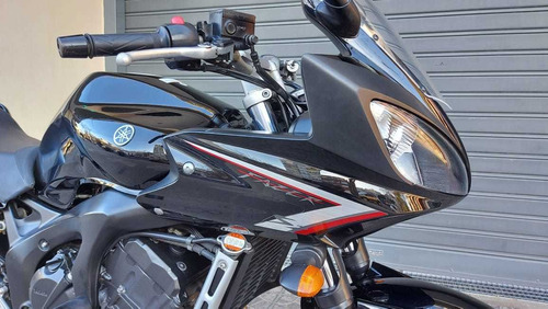 yamaha fazer 600 impecable 2009 permuto por moto