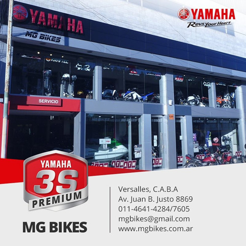 yamaha fazer fi 0km 2019 mg bikes