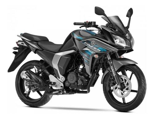 yamaha fazer fi 0km 2020 3 años garantia - motos 32