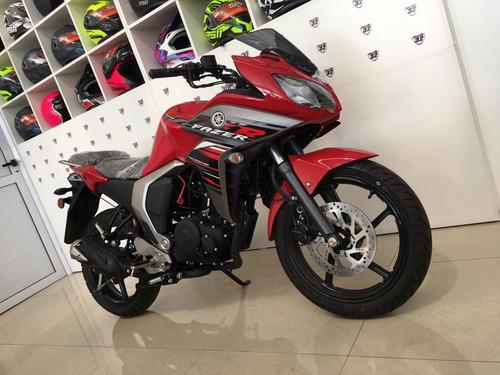 yamaha fazer fi 3 años garantia - motos 32 0km 2020