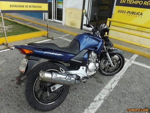 yamaha fazer ys 250 126 cc - 250 cc