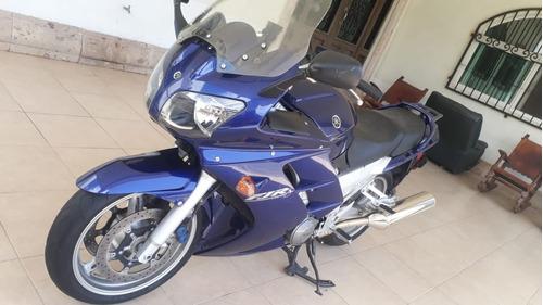 yamaha fjr1300 azul 2005 poco uso honda suzuki kawasaki