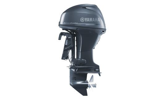 yamaha fuera de borda 40 hp fetl 4 tiempos y power trim +