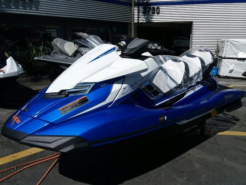 yamaha fx cruiser svho ano 2018 azul racing
