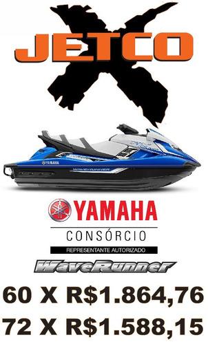 yamaha fx cruiser svho ano 2018 v1 sport fx ho seadoo gtx vx