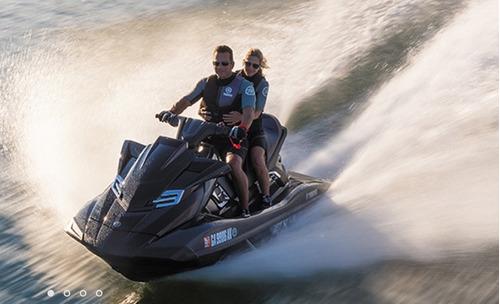 yamaha fx cruiser svho moto de agua 2018 - reserva tu unidad