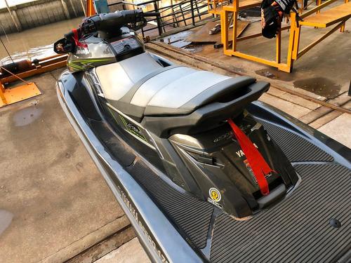 yamaha fx sho cruiser 2015 supercharged impecable estado !!!